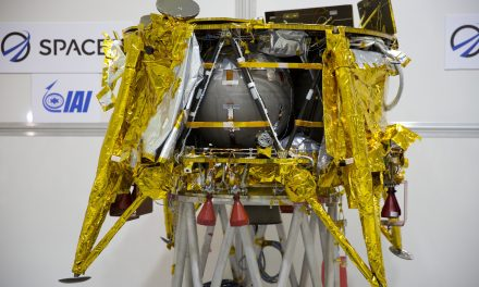 Israeli Spacecraft Fails to Make Historic Privately Funded Moon Landing