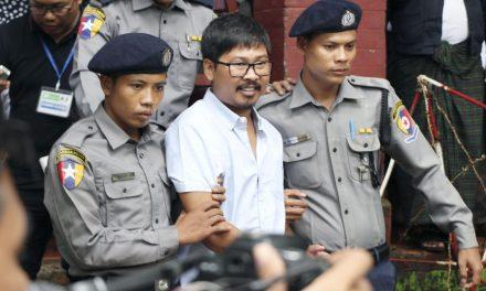 Reuters Journalists Jailed in Myanmar to Receive U.N. Press Freedom Prize