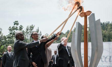 Rwanda Somberly Commemorates 25 Years Since Genocide Began