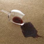 ako vyčistiť koberec