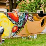 Jak odstranit grafiti