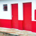 Odstranění plísně, fasády