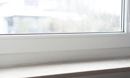 Vápno skončilo i na oknech, proto jsme hledali správnou chemii na odvápnění