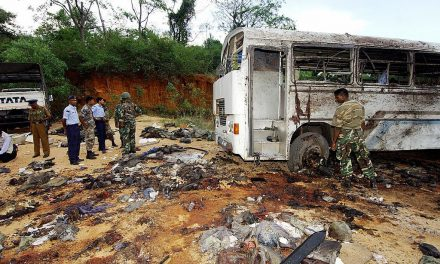 'The Birthplace of the Suicide Belt.' Sri Lanka's Deadly History of Suicide Bombings