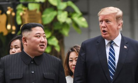 President Trump Suggests Third Summit With Kim Jong Un Saying Relations Remain 'Very Good'