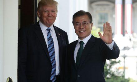 South Korea's President Plans to Ask Trump to Ease Sanctions on Kim Jong Un