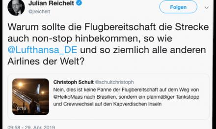 """Reisetipps von """"Bild""""-Bruchpilot Julian Reichelt"""