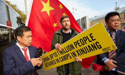 Amnesty International Was Denied a Lease by a Chinese-Owned Building in Manhattan