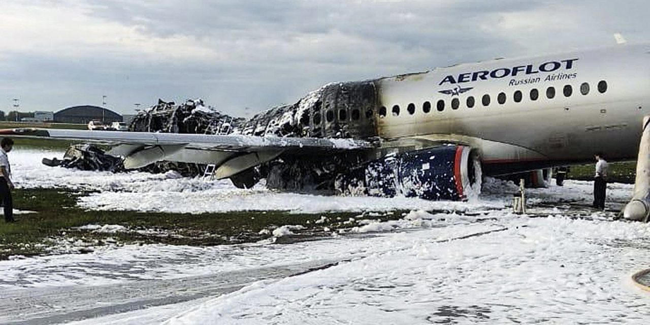 22-Year-Old American Among Those Killed in Russia Plane Fire
