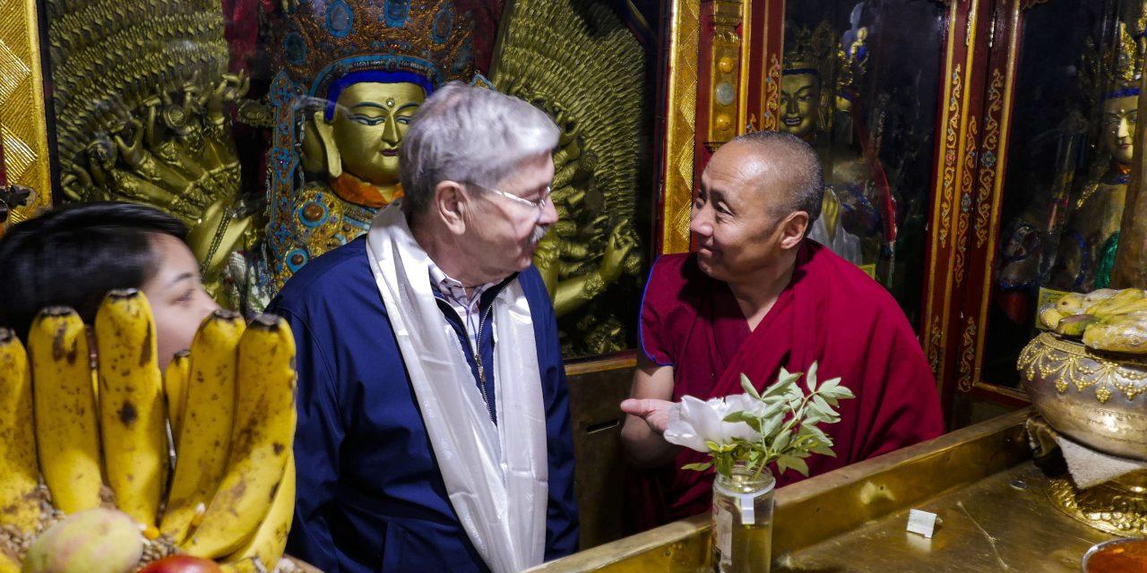 U.S. Ambassador Urges China to Meet With Dalai Lama in Rare Visit to Tibet