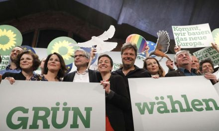 Europe's Greens Hope E.U. Election Triumph Will Be Turning Point for Climate Policy
