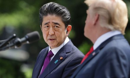 Trump Gave the Japanese Prime Minister a Break on Trade, For Now