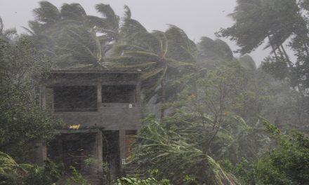 'Extremely Severe' Cyclone Fani Makes Landfall on India's Coast