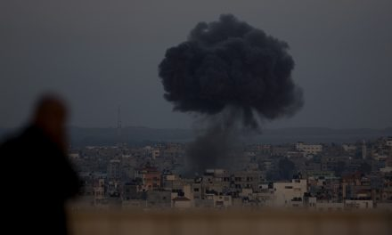 Israel and Gaza Step Up Attacks in Bloodiest Fighting Since 2014 War