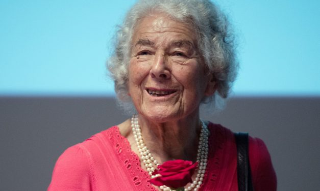Judith Kerr, Author of The Tiger Who Came to Tea, Dies at 95