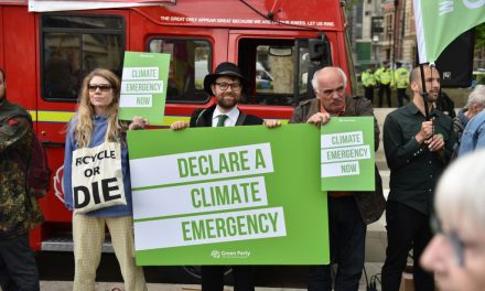 The U.K. Has Officially Declared a Climate 'Emergency'