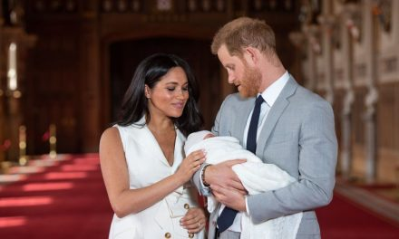 Royal Baby Archie May Not Have a Royal Title, After All. Here's Why That's Not Surprising