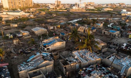 Mozambique Says It Needs $3.2 Billion to Recover After Deadly Cyclones