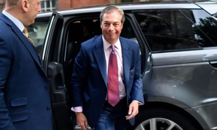 Nigel Farage's Brexit Party Makes Big Gains as U.K. Voters Reject the Status Quo