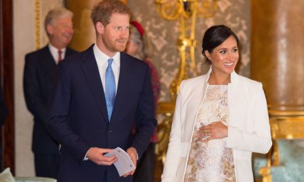 Here's How Prince Harry and Meghan Markle's Baby Just Changed the Line of Succession