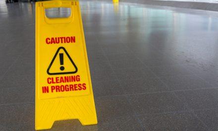 Kotoučové čištění podlah dokáže zázraky. Přesvědčte se sami