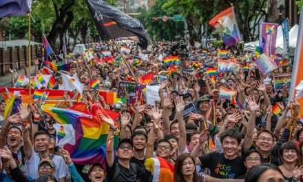 Marriage Equality Comes to Taiwan in a Historic First for Asia