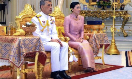 Thai King Confirms 4th Marriage, to Former Flight Attendant, and Appoints Her Queen