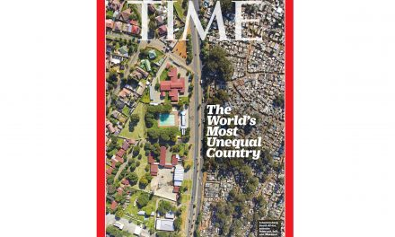 The Story Behind TIME's Cover on Inequality in South Africa