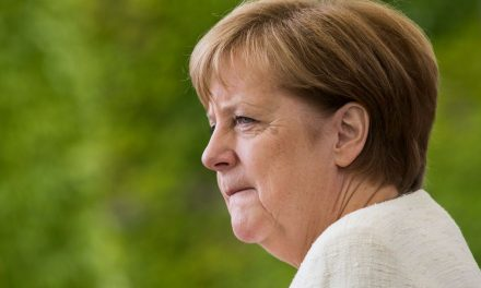Germany's Angela Merkel Seen Shaking for Second Time in a Week at Berlin Event