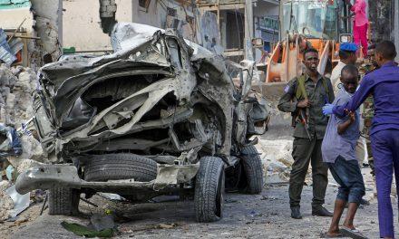 11 Killed, 25 Injured as Explosions Rock Somalia's Capital