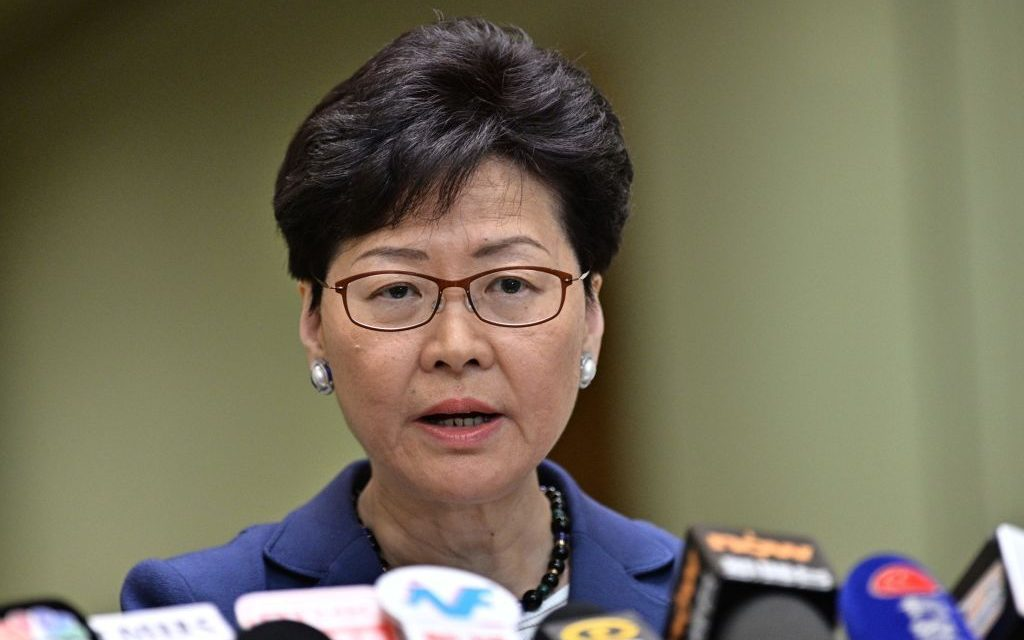 Hong Kong S Leader Says Extradition Bill To Go Ahead