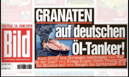 """""""Nicht von Deutschland aus betrieben oder verwaltet"""""""