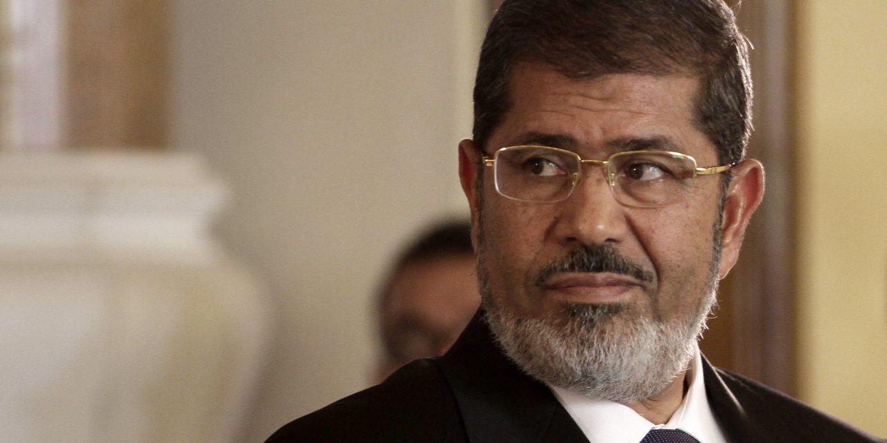 Egypt's Former President Mohammed Morsi Dies in Court, State TV Reports