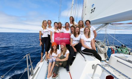 Meet the Woman Sailing Around the World to Raise Awareness About Plastic Pollution