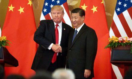 President Trump Says He'll Raise China Tariffs If President Xi Won't Meet at G-20