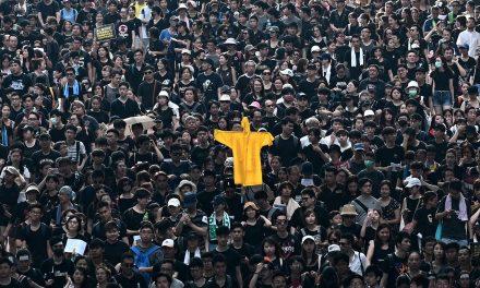 Hong Kong's Uprising Rattles the Mainland