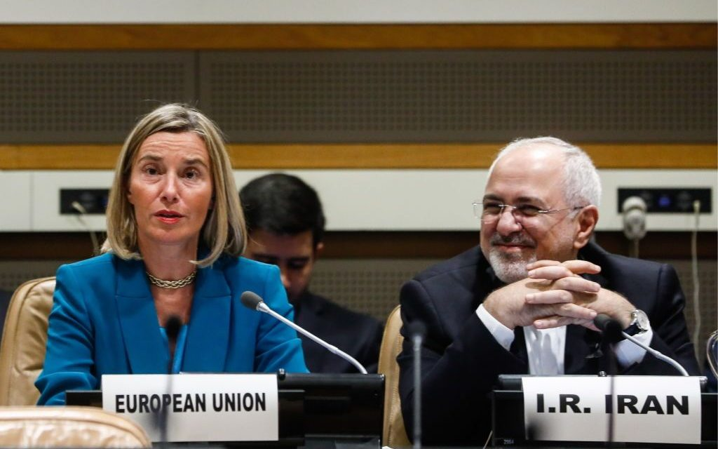 Iran Will Break Nuclear Deal's Uranium Stockpile Limit in 10 Days