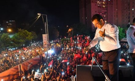 Opposition Win in Istanbul's Mayoral Election Deals a Blow to Turkey's Erdogan
