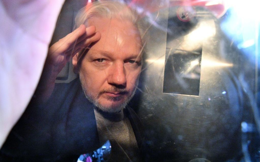 Prosecutors Threw the Book at Julian Assange. Here's How That Could Backfire