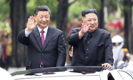 Kim Jong Un and Xi Jinping Have Discussed Korean Peninsula Issues, the North's State Media Says