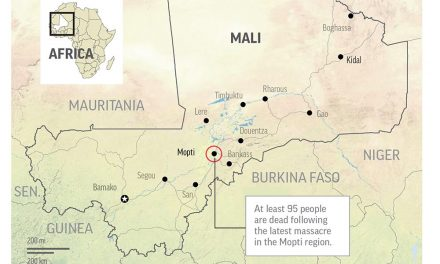 At Least 95 People Killed During Overnight Massacre in Central Mali, Government Official Says