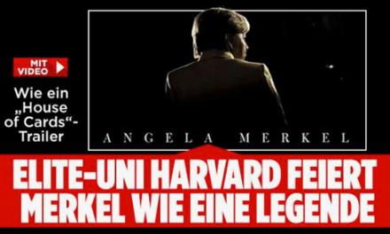 Bild.de befördert Angela Merkel