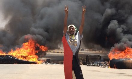 Sudanese Protestors Say 60 People Have Died in This Week's Military Crackdown