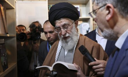 Iran's Supreme Leader Says Country Won't Change Stance Following New U.S. Sanctions