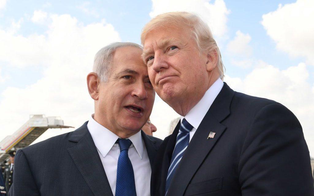 Israel Names Golan Heights Settlement After President Trump