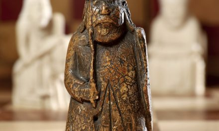 This Chess Piece Sold for a Few Bucks in 1964 Is Actually a Viking Artifact Worth Around $1 Million