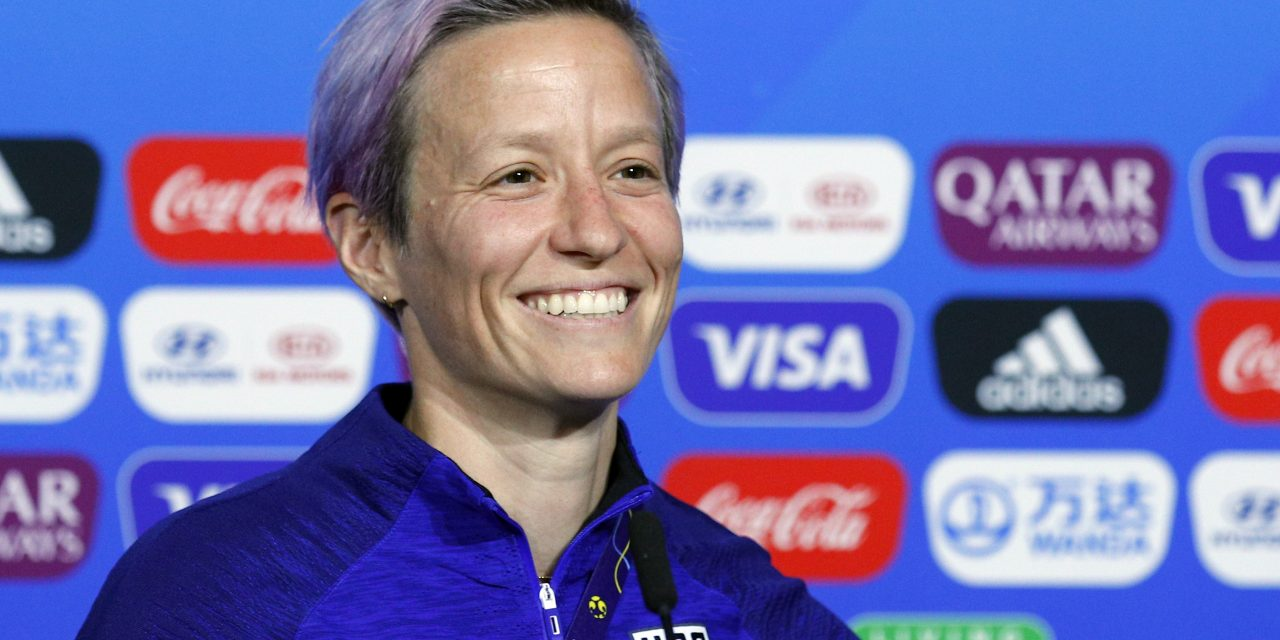 Before the World Cup Final, Megan Rapinoe Calls Out FIFA on Prize Money Gap, Scheduling