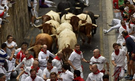 3 People Gored, Including 2 Americans, in Annual Running of the Bulls Festival