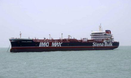 Iran Says Its Seizure of British Ship Was a 'Reciprocal' Move