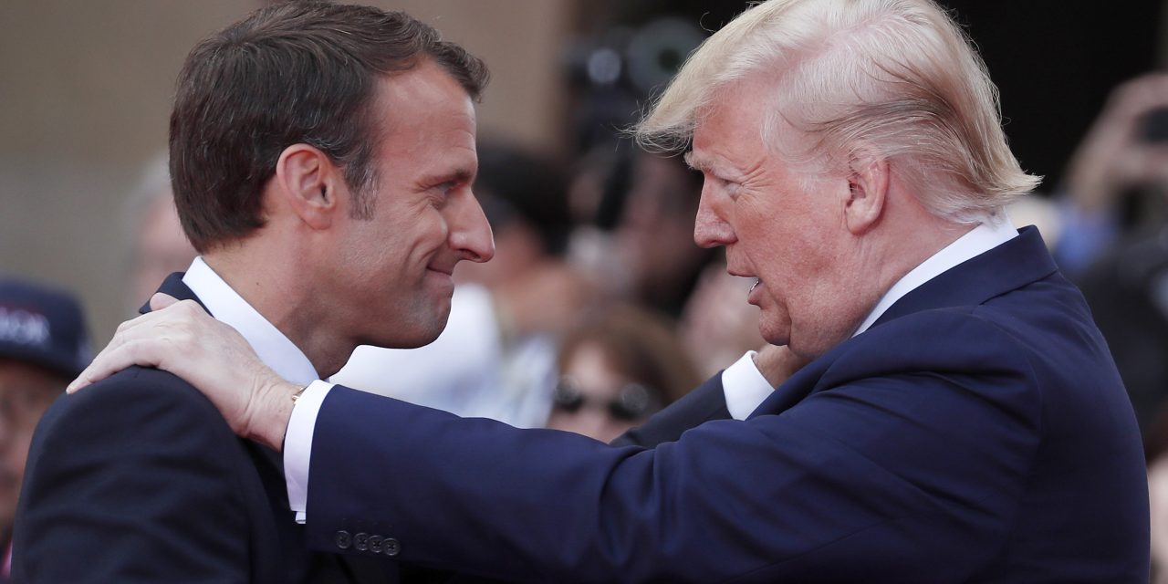 France Won't Drop Tax on Tech Giants, Despite President Trump's Threats